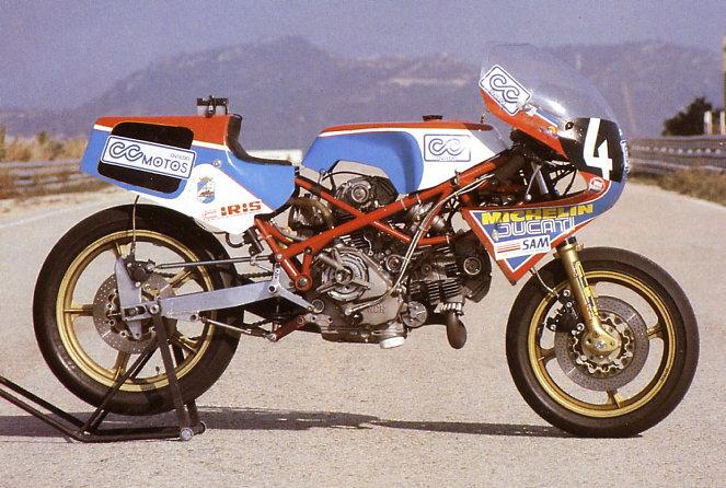 750 TT F1 Cobas